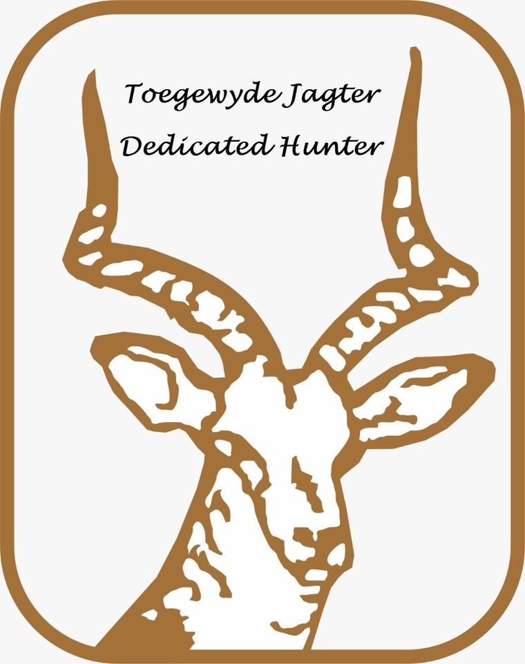Toegewyde Jagters Status - Toegewyde Sportskiet status / Dedicated Hunter Status and Dedicated Sport Shoot Status