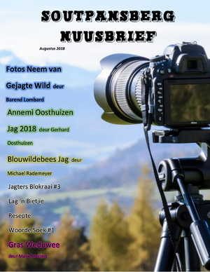 Soutpansberg Nuusbrief