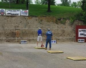 CHASA NRA Bewegende Teiken Skiet / Moving Target Shoot